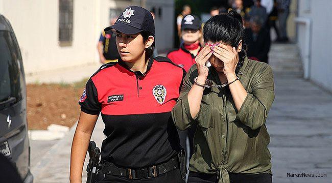 2 ilde fuhuş operasyonu: 24'ü kadın 54 kişi yakalandı
