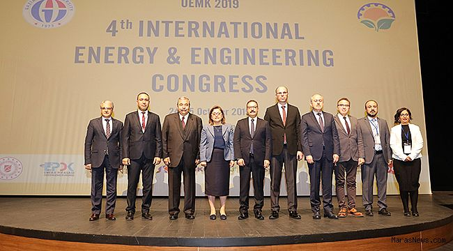 4. Uluslararası Enerji ve Mühendislik Kongresi