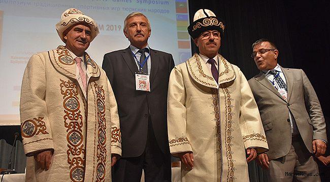 8. Uluslararası Türk Halkları Geleneksel Spor Oyunları Sempozyumu