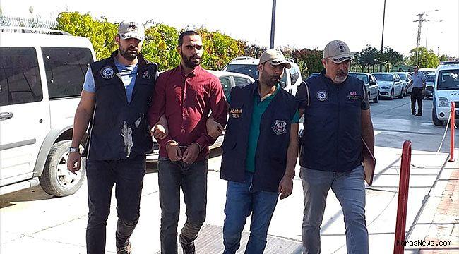 Aranan DEAŞ zanlısı tutuklandı