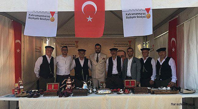 Arnavutluk'ta Kahramanmaraş tanıtımı