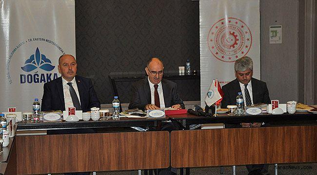 DOĞAKA Yönetim Kurulu Toplantısı yapıldı