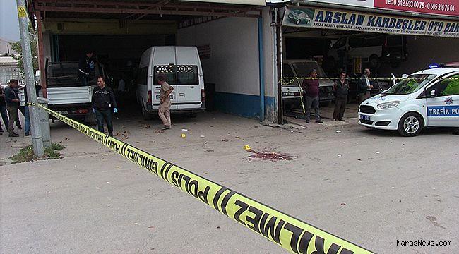 Elbistan'da silahlı saldırıya uğrayan kişi ağır yaralandı
