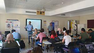 İl Milli Eğitim Müdürlüğü Erasmus+ Proje hazırlama eğitimlerini tamamladı