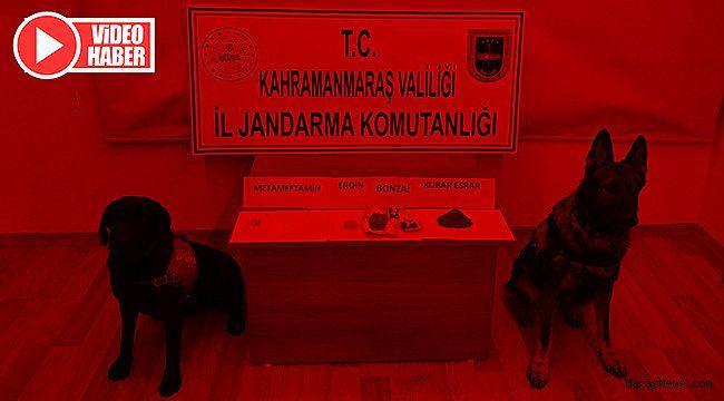Jandarma ve Emniyet ortak operasyon: 28 gözaltı