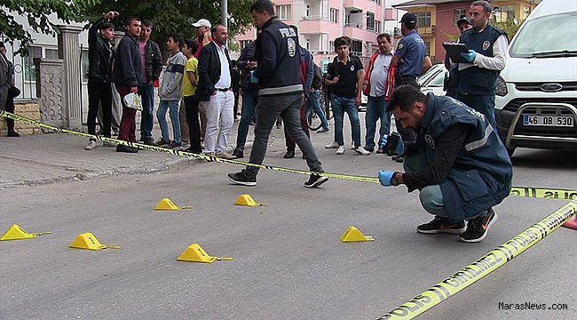 Kahramanmaraş'ta silahlı saldırılar: 1 ölü, 3 yaralı