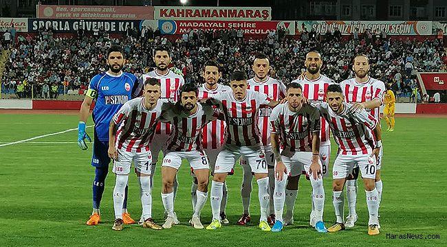 Kahramanmaraşspor'dan Eyüpspor'a tek kurşun!