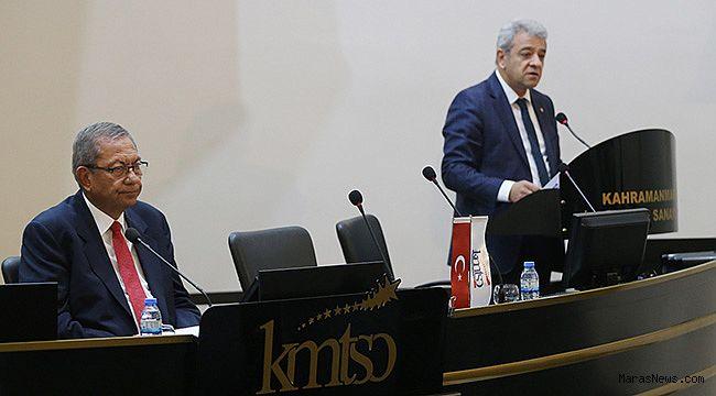 KMTSO 15. Olağan Meclis Toplantısı yapıldı