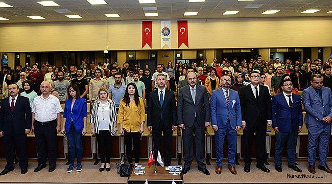 KSÜ'de Kariyer Günleri'nin 8'incisi düzenlendi