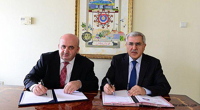 KSÜ ile İl Milli Eğitim Müdürlüğü arasında protokol