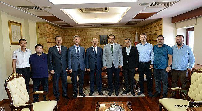 KSÜ ve DOĞAKA arasında proje sözleşmesi imzalandı