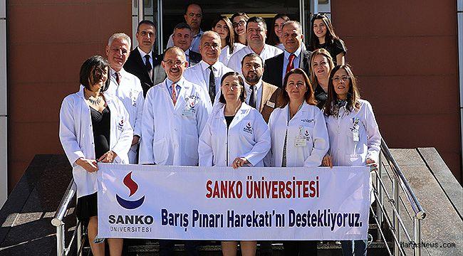 SANKO'dan Barış Pınarı Harekâtı'na destek