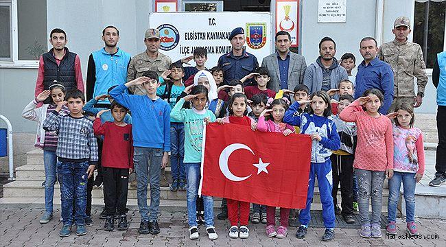 Suriyeli öğrencilerden
