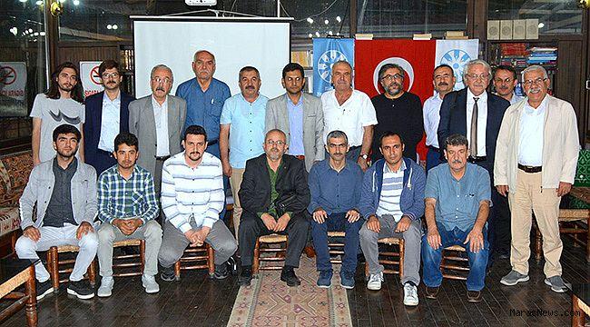 TYB Bahaettin Karakoç'u yâd etti