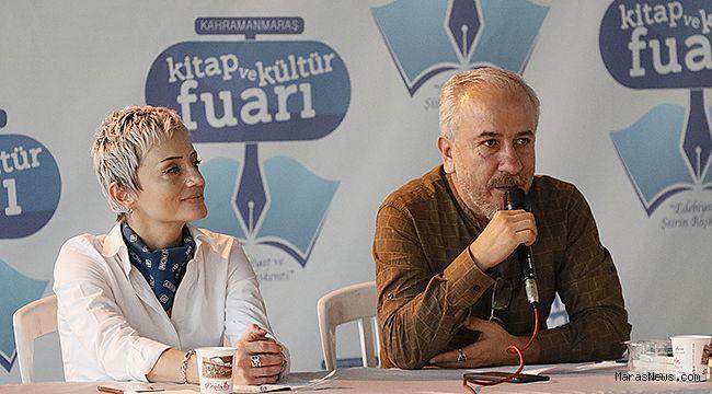 Yazar Kızıltepe, 'Kırk Yılın Hikayesi'ni anlattı!