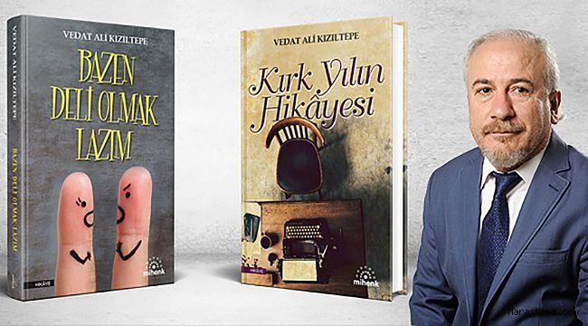 Yazar Vedat Ali Kızıltepe, okurları ile buluşuyor!