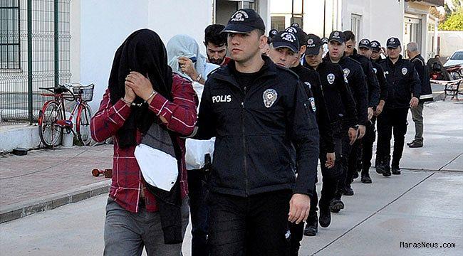 15 ilde FETÖ/PDY operasyonunda 5 kişi daha tutuklandı