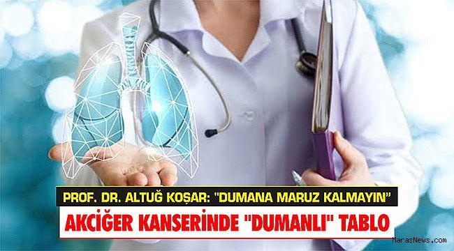 Akciğer kanserinde