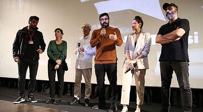 Altın Portakal Film Festivali'nde Nuh Tepesi filmi gösterildi