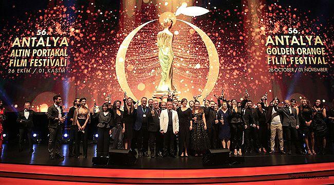 Altın Portakal Film Festivali'ni 23 bin 660 kişi takip etti