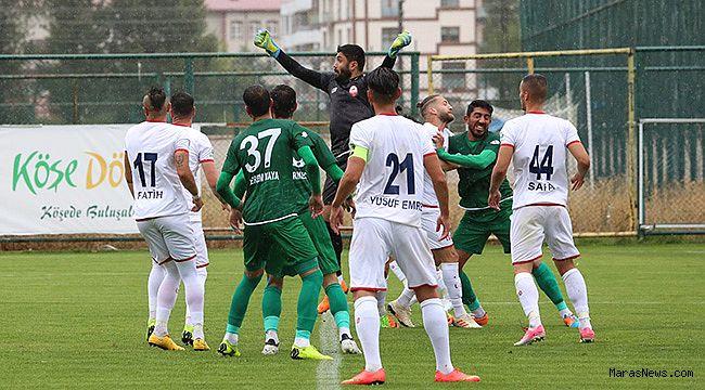Aslan Batuhan Karadeniz'i tutamadı 3-3