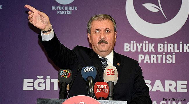 Destici'den, HDP'ye