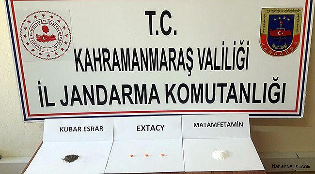 Jandarma'dan Uyuşturucu Operasyonu: 8 Gözaltı