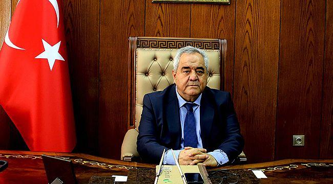 Rektör Prof. Dr. Sami Özgül'ün 10 Kasım Mesajı