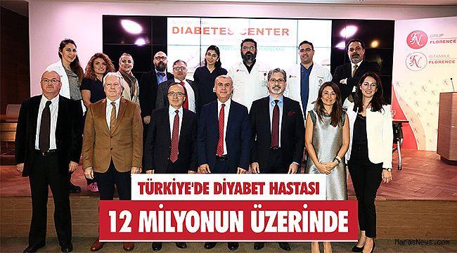 Türkiye'de diyabet hastası 12 milyonun üzerinde