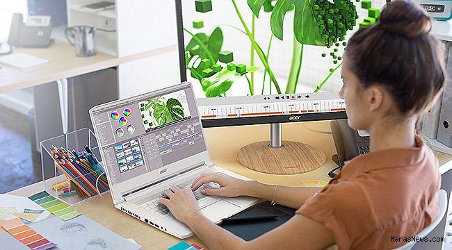 Acer'ın yaratıcılığa ilham veren dizüstü bilgisayarı conceptD 7 satışa sunuldu