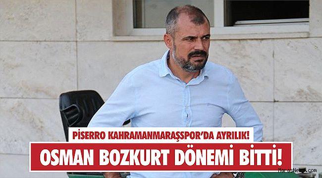 Aslan'da Osman Bozkurt dönemi sona erdi!