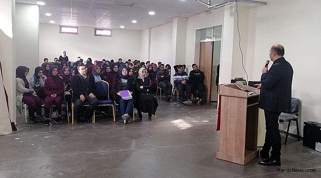 Teknoloji ve internet bağımlılığı semineri