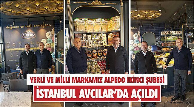 Yerli Ve Milli Markamız ALPEDO ikinci şubesi İstanbul Avcılar da açıldı