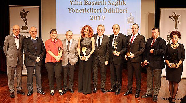 Yılın En Başarılı Sağlık Girişimcisi ödülü