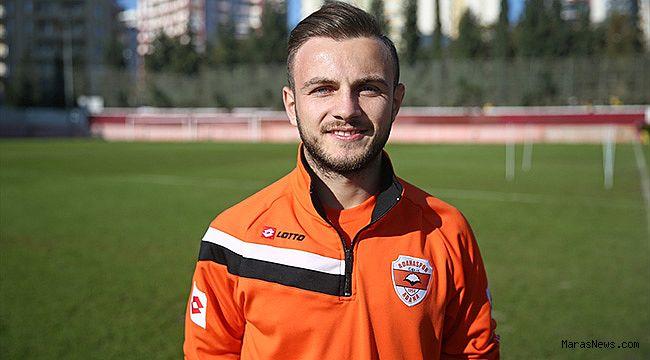 Adanaspor'un Galatasaray'dan kiraladığı Celil Yüksel: