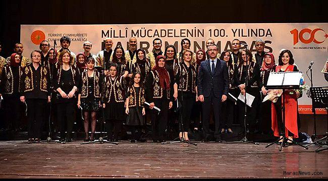 Kahramanmaraş'tan Türkiye'ye Türk Halk Müziği Konseri