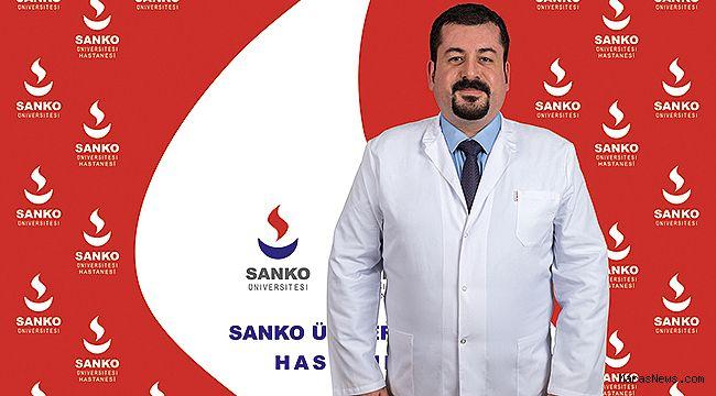 KBB Uzmanı Opr. Dr. Koray Tümüklü de SANKO'da