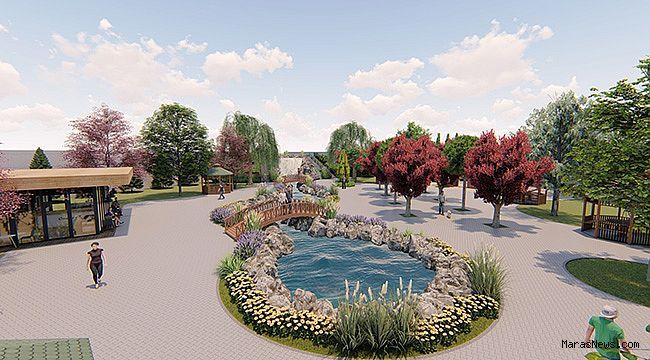 Pazarcık'a yeni bir park