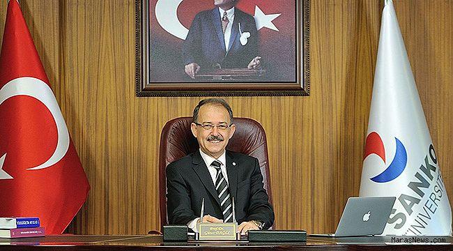 Rektör Dağlı'nın 10 Ocak Çalışan Gazeteciler Günü Mesajı