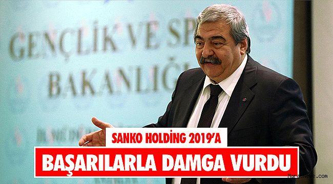 SANKO Holding 2019'a başarılarla damga vurdu