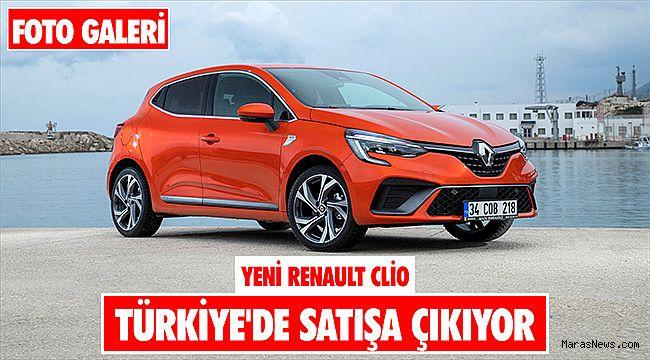 Yeni Renault Clio Türkiye'de satışa çıkıyor