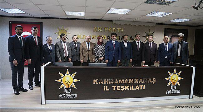 AK Parti Kahramanmaraş İl Başkanı Debgici, kongre sürecini değerlendirdi
