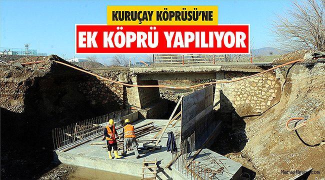 Kuruçay Köprüsü'ne ek köprü yapılıyor