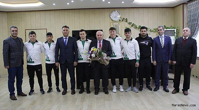 Özel Necip Fazıl Anadolu Öğrencileri Türkiye Şampiyonası için vizesini aldı