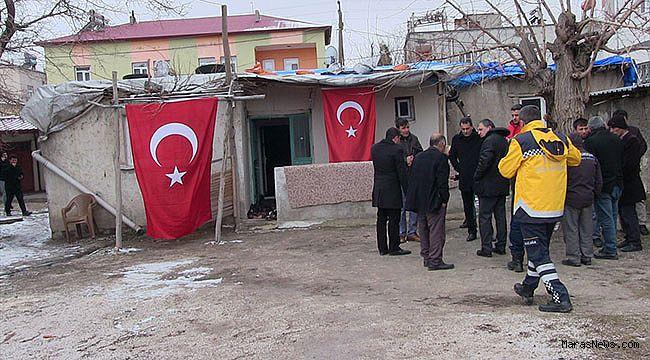 Uzman Onbaşı Ceyhun Taş'ın şehadet haberi ailesine verildi