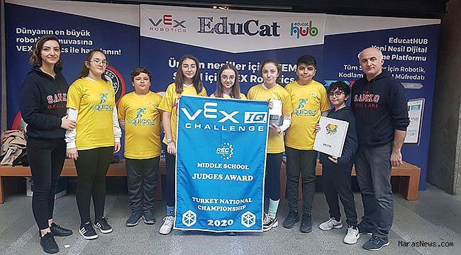SANKO Okulları Türkiye'yi Amerika'da temsil etme hakkı kazandı