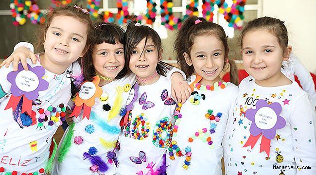 23 Nisan Ulusal Egemenlik Ve Çocuk Bayramı Heyecanı