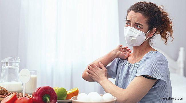 Koronavirüs döneminde en sık karşılaşılan cilt problemi ekzama oldu