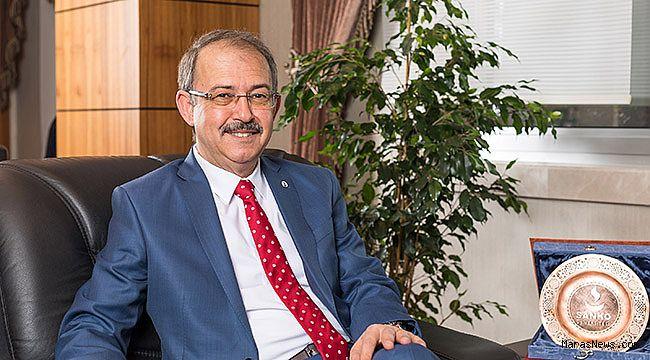 """Prof. Dr. Dağlı: """"Bayram heyecanı evlerimizden eksik olmasın"""""""