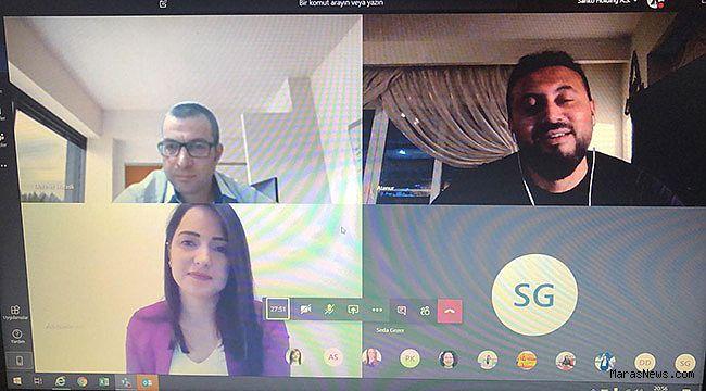 SANKO Okulları'nda Online veli semineri